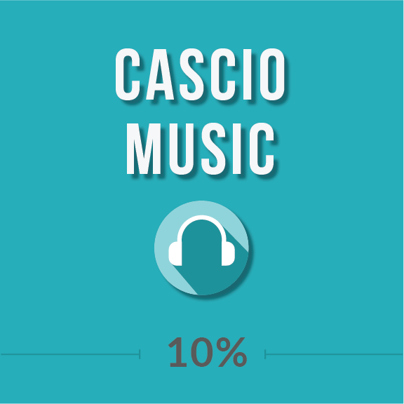 Cascio Interstate Music Student Discount