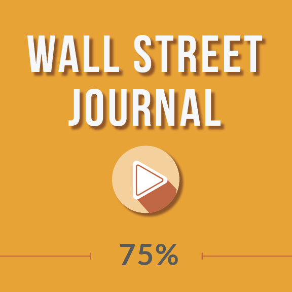 Wall Street Journal Student Discount