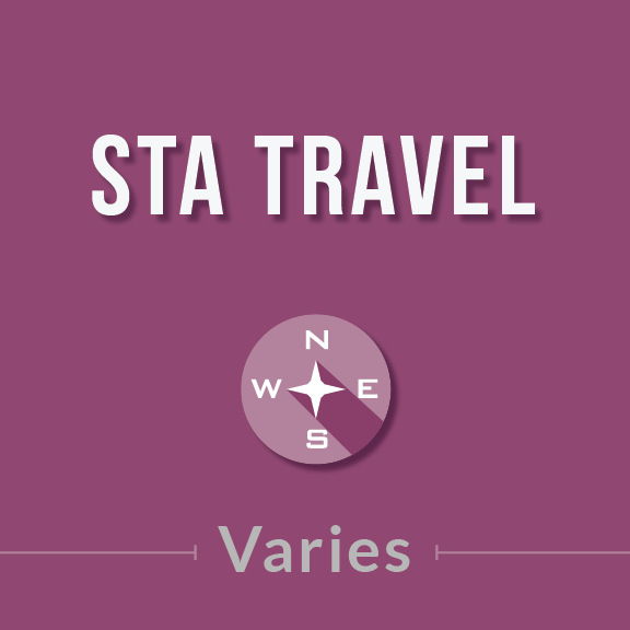 STA Student Travel Deals