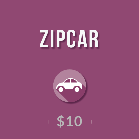 Zipcar Education Discount
